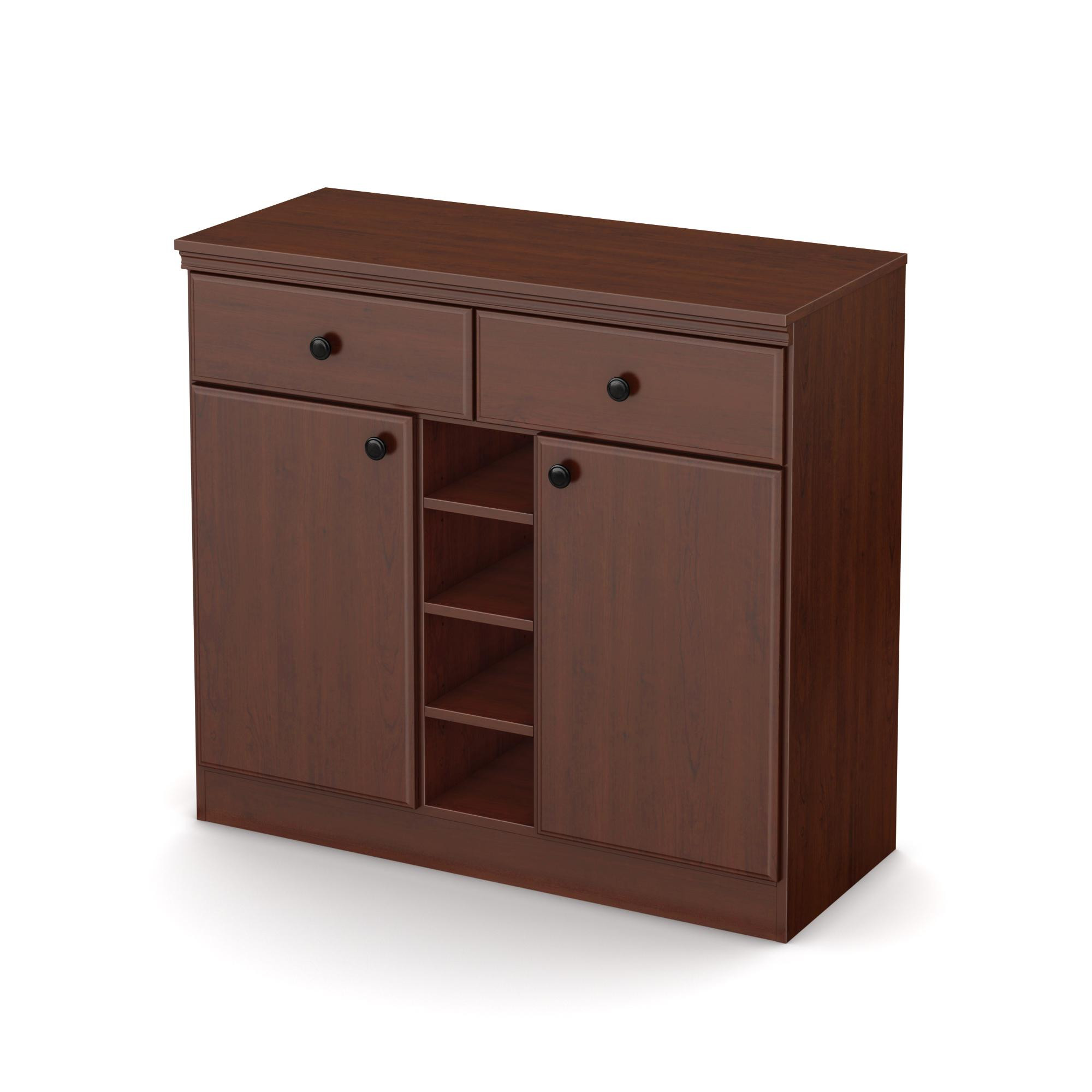 Amazon Kitchen Storage  Amazon South Shore Morgan Narrow Storage Cabinet