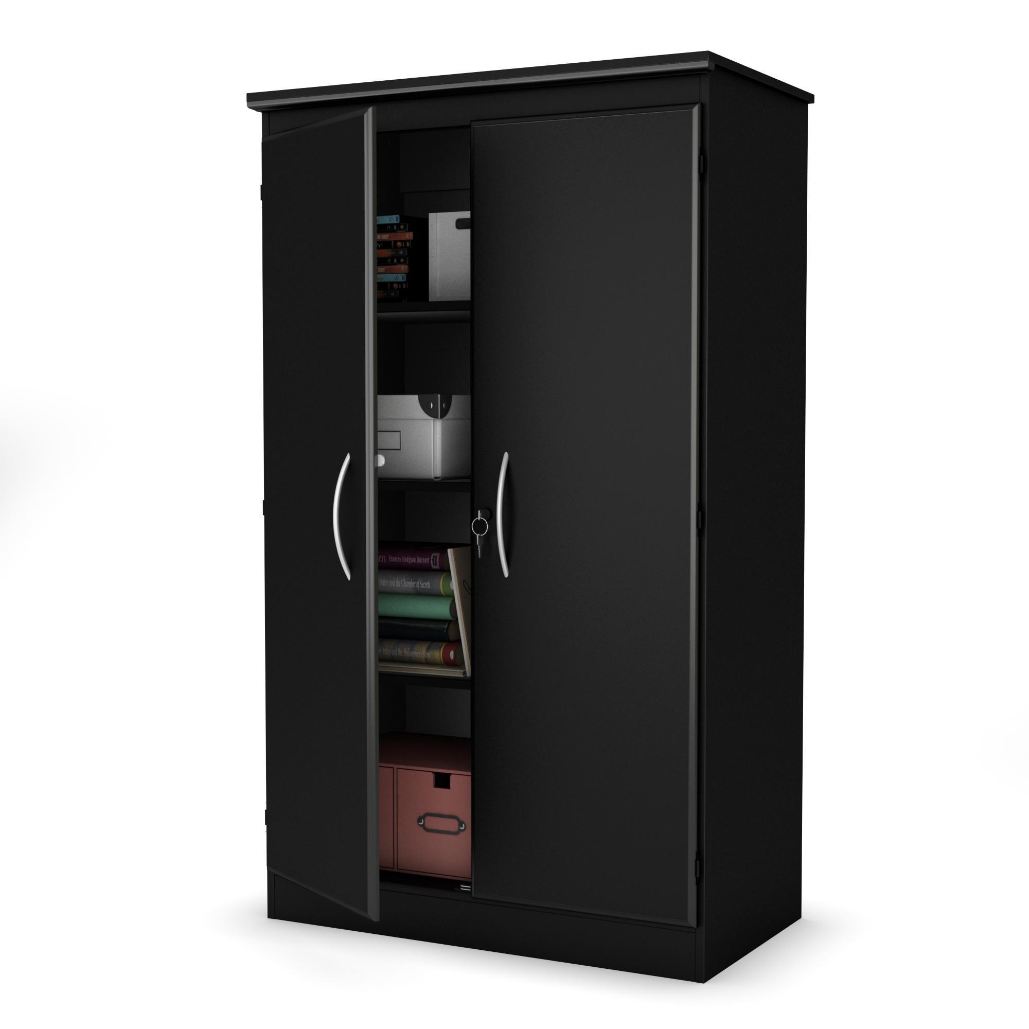 Amazon Kitchen Storage  Amazon South Shore Morgan Collection Storage Cabinet