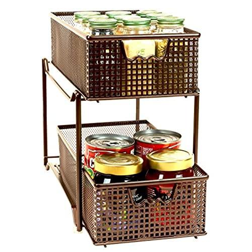 Amazon Kitchen Storage  Kitchen Countertop Organizer Amazon
