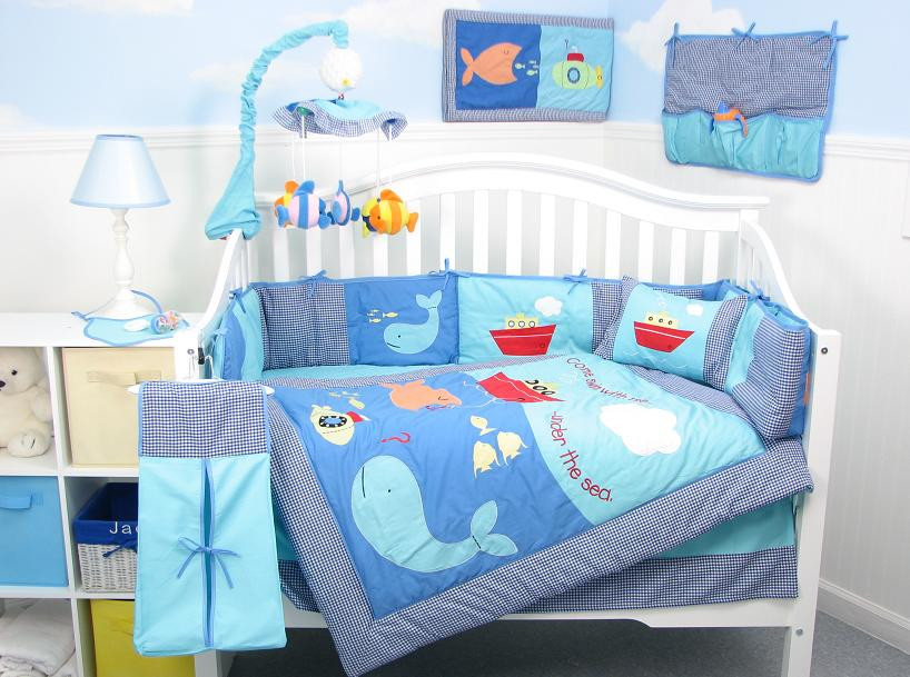 Baby Boy Bedroom Sets  Top Tips Buying Baby Bedding Sets