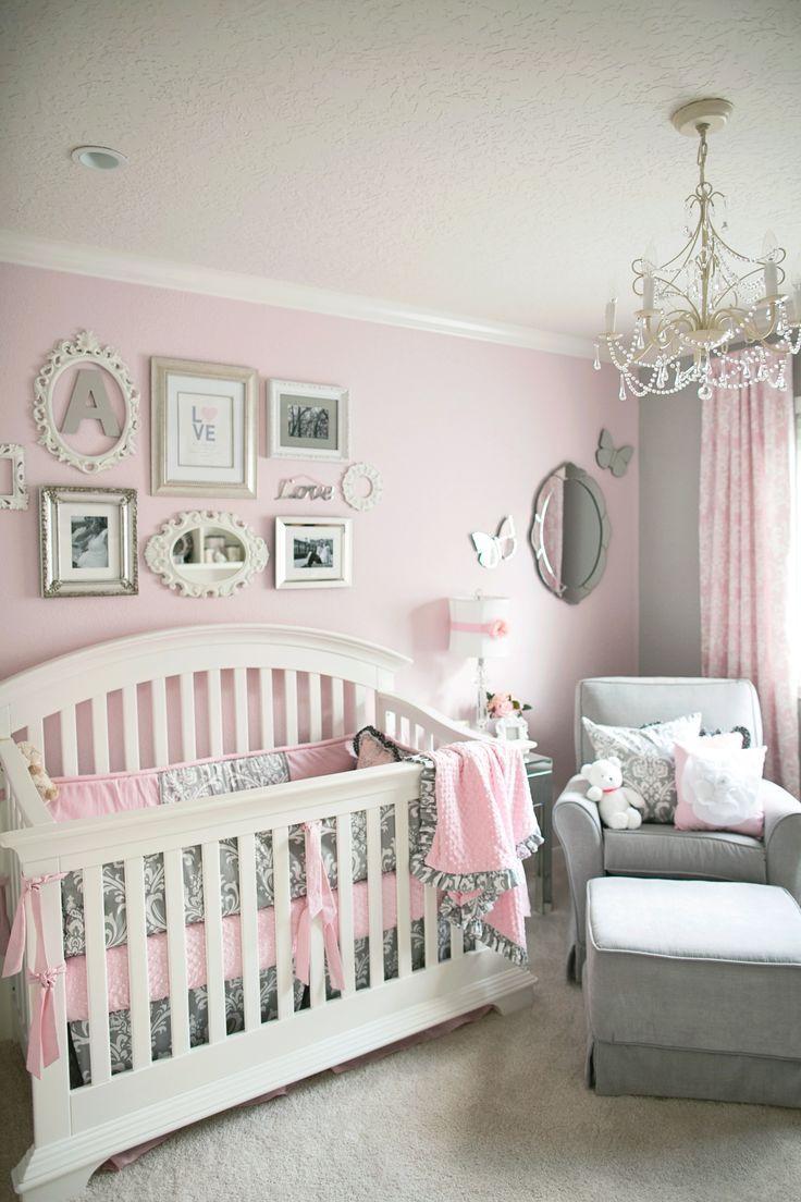 Baby Girl Room Decoration Lovely Baby Girl Room Decor Ideas