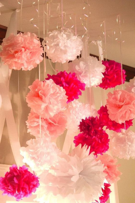 Baby Girl Shower Decorations Ideas  38 Adorable Girl Baby Shower Decor Ideas You'll Like
