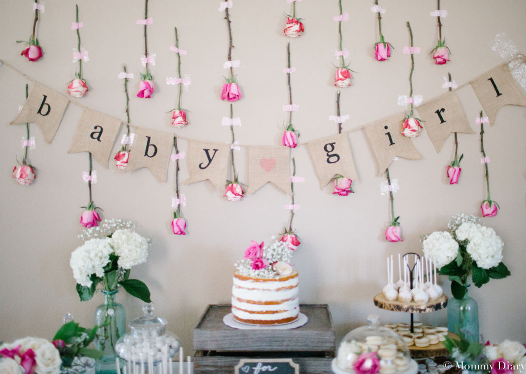 Baby Girl Shower Decorations Ideas  15 Decorations for the Sweetest Girl Baby Shower