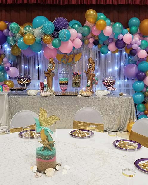 Baby Girl Shower Decorations Ideas  23 Creative Baby Shower Themes for Girls