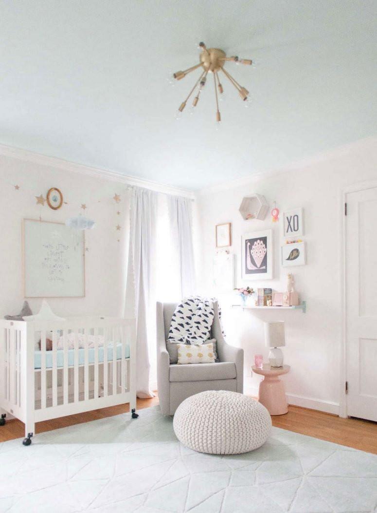 Baby Girl Wall Decor Ideas Elegant 33 Most Adorable Nursery Ideas for Your Baby Girl