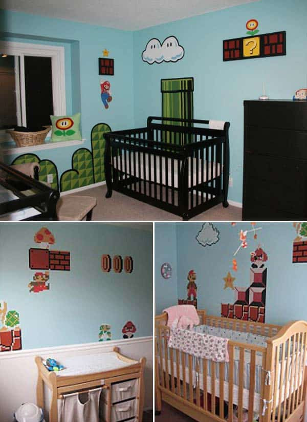 Baby Room Decoration Game  22 Simply Splendid Decor Baby Nursery Ideas to Consider