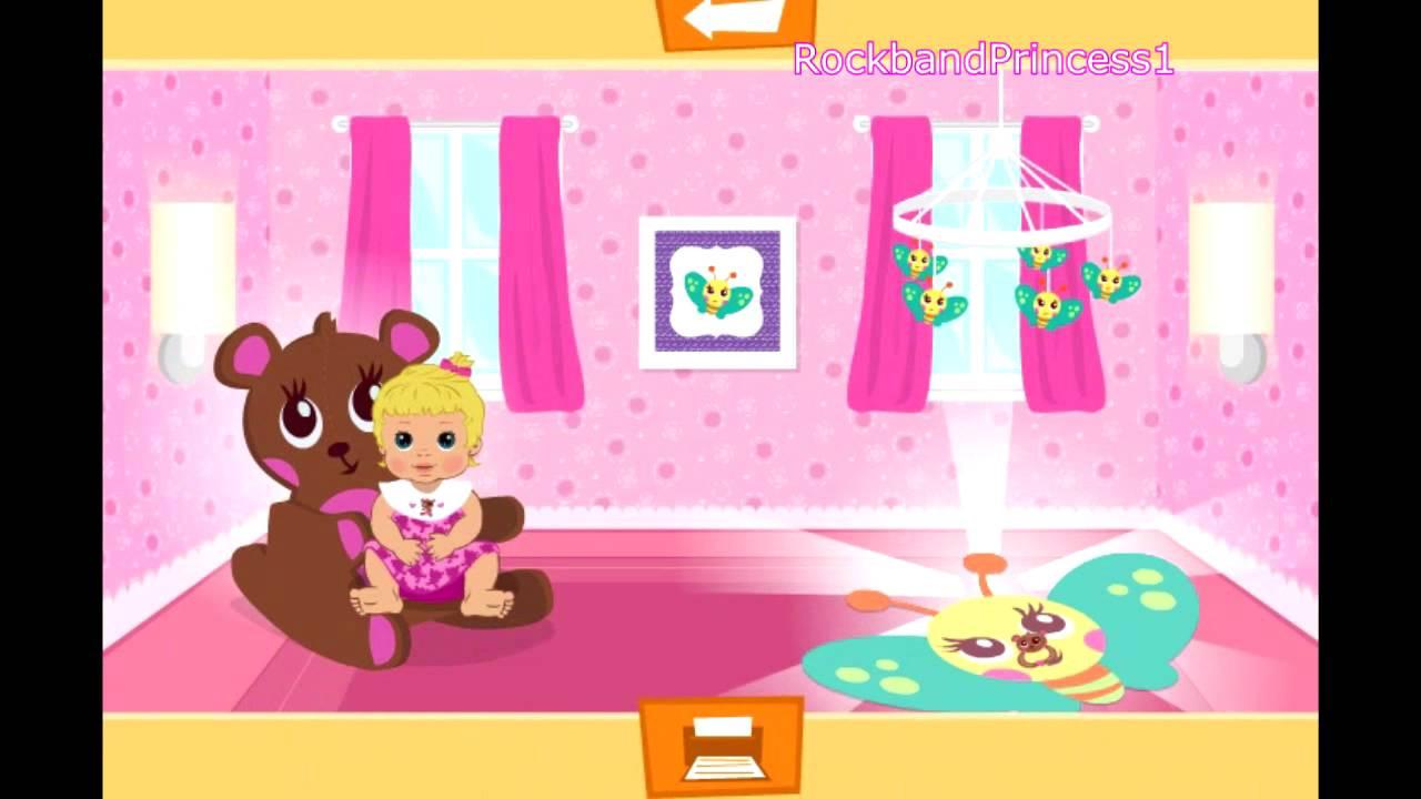 Baby Room Decoration Game Elegant Baby Games Baby Room Decoration Game Free Girls Games