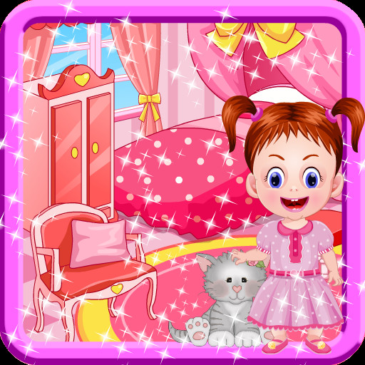 Baby Room Decoration Game  Amazon Room Decoration Games for Girls with Baby