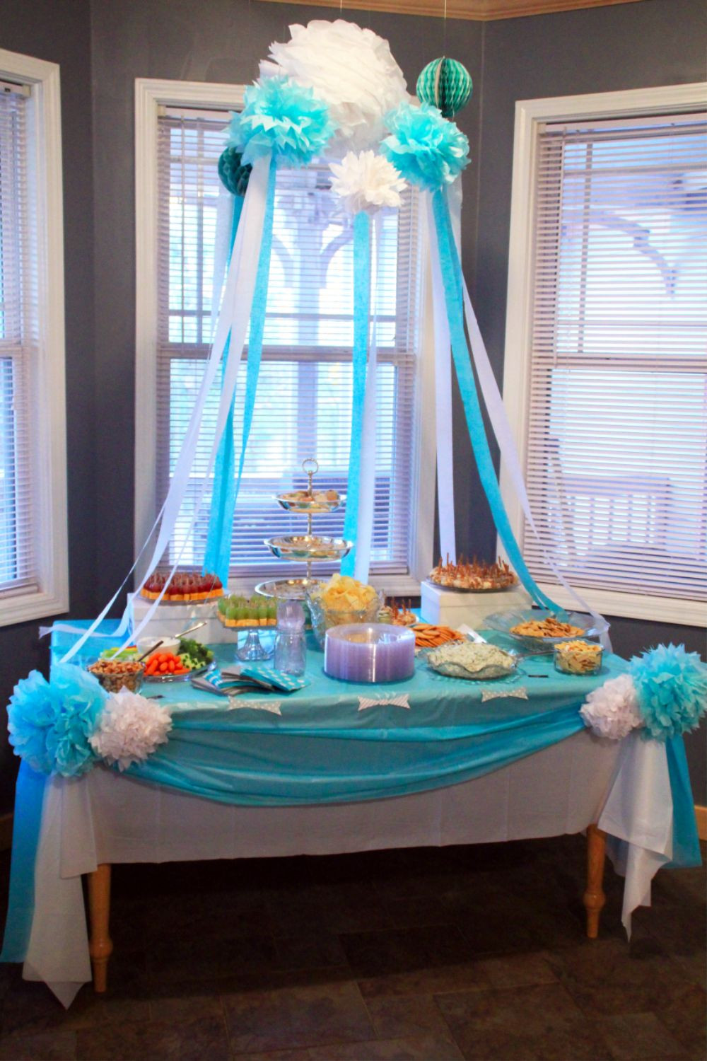 Baby Shower Decorating Ideas Elegant Baby Shower Decoration Ideas southern Couture