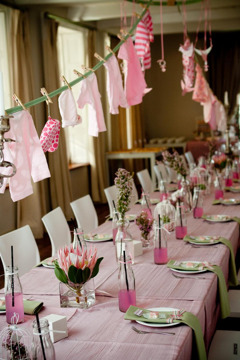 Baby Shower Decoration Ideas for Girls Awesome Pinterest Picks Baby Shower Ideas