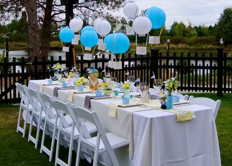 Backyard Baby Shower Decoration Ideas Best Of Backyard Barbeque Baby Shower Ideas