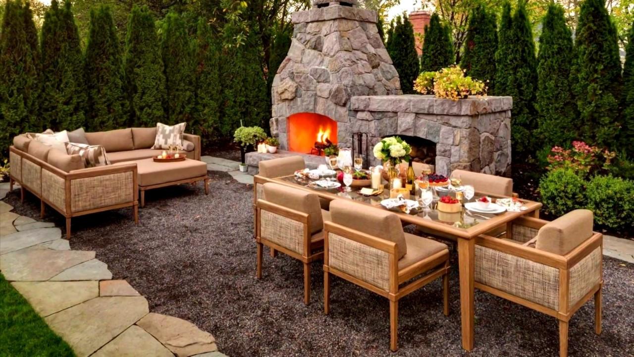 Backyard Deck Plans  30 Ideas for Outdoor Dining Rooms Patio Ideas Backyard