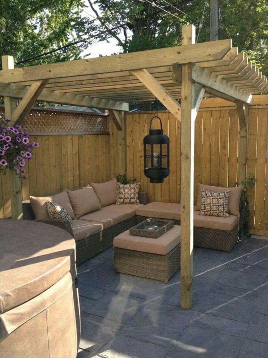 Backyard Deck Plans  Backyard Landscape 16 Amazing DIY Patio Decoration Ideas