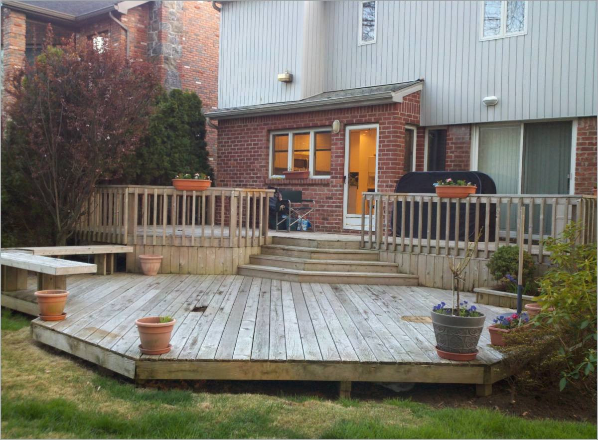 Backyard Deck Plans Awesome Gallery 35 Best Deck Designs Pictures Interior Design