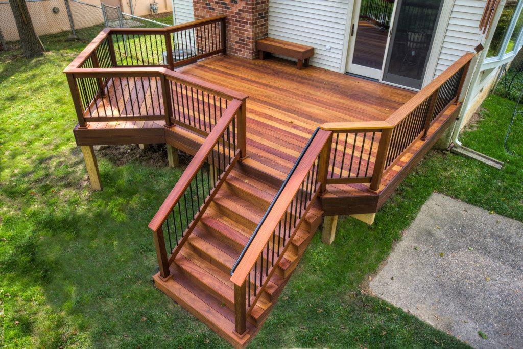 Backyard Deck Plans  Deck & Porch Design Options Stump s Decks in Lancaster PA