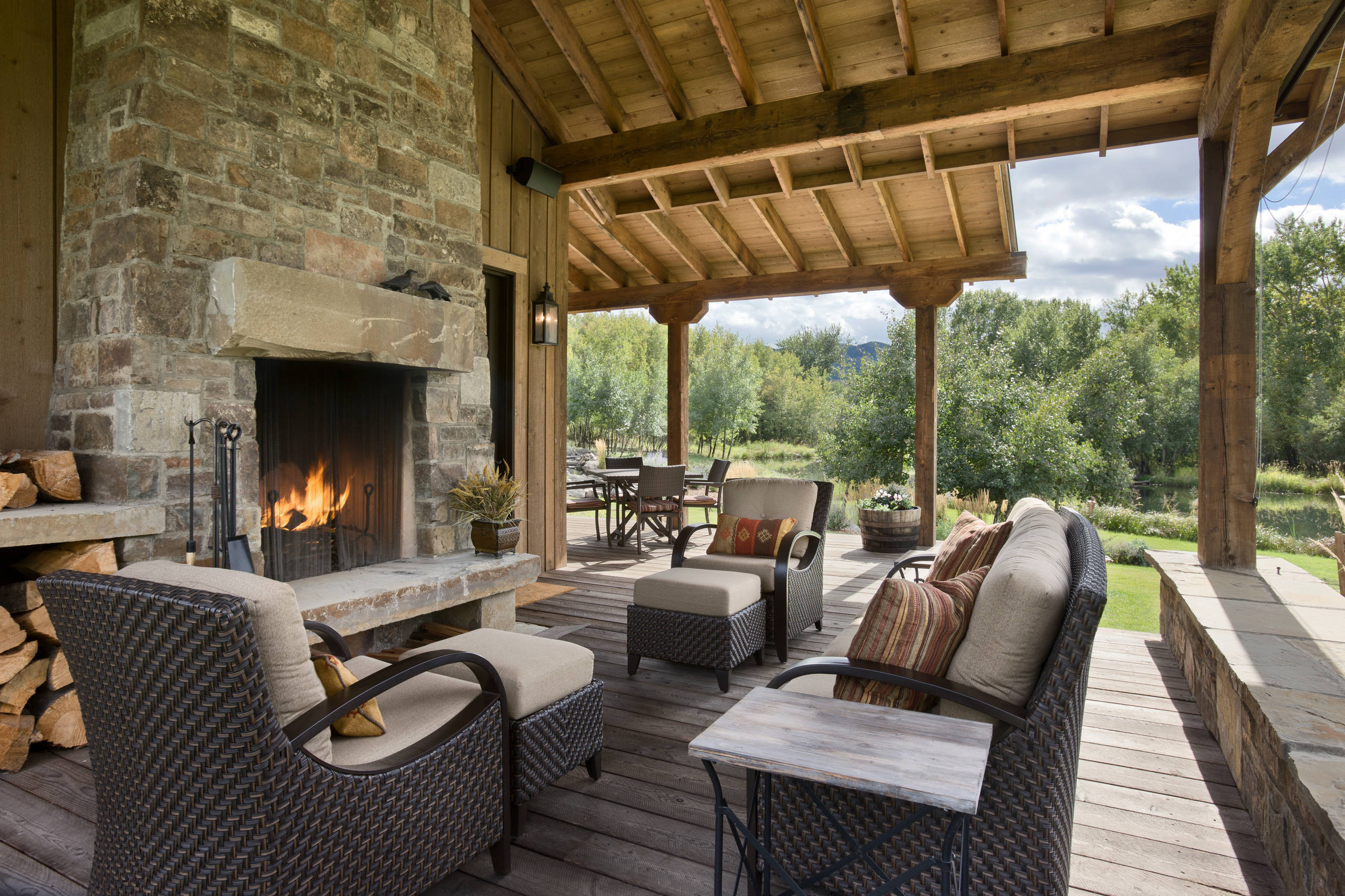 Backyard Deck Plans  15 Amazing Rustic Deck Designs That Will Enhance Your