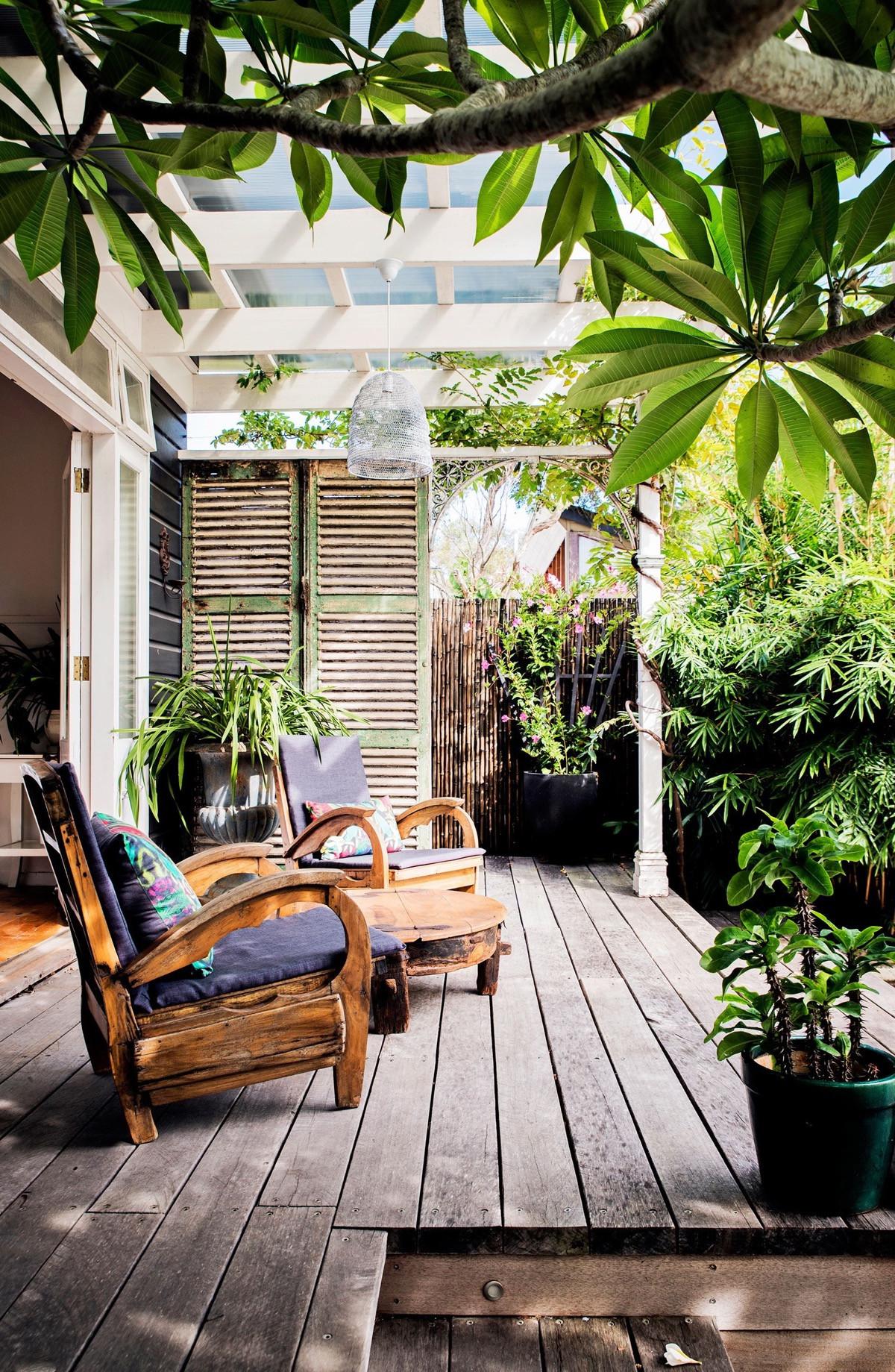 Backyard Deck Plans  50 Gorgeous Outdoor Patio Design Ideas