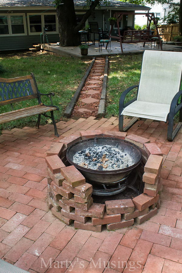 Backyard Fire Pit Ideas Diy  How to DIY a Fire Pit for Your Backyard Ideas and