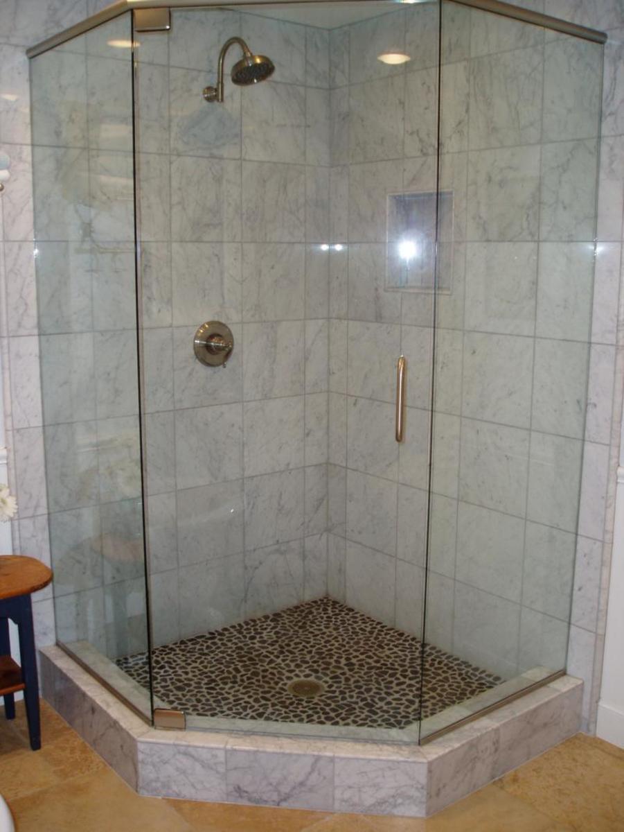 Bathroom Corner Shower Unique Bathroom Remodeling Corner Shower