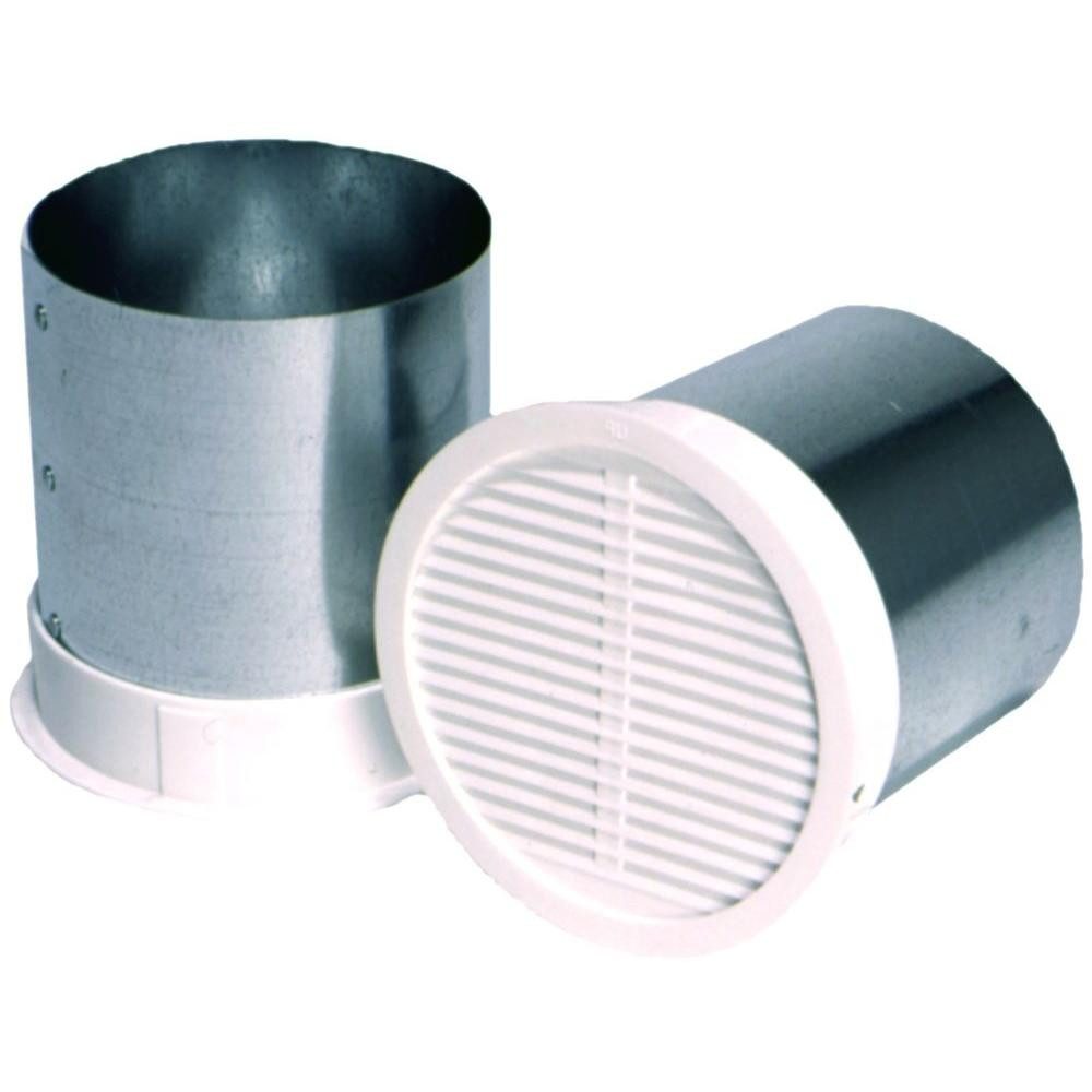 Bathroom Exhaust Vents Best Of 4 In Eave Vent for Bath Exhaust Bfev4 the Home Depot