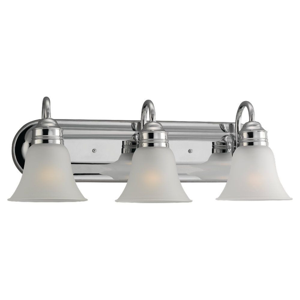 Bathroom Light Fixtures Home Depot Lovely Sea Gull Lighting 3 Light Bathroom Vanity Light Fixture In