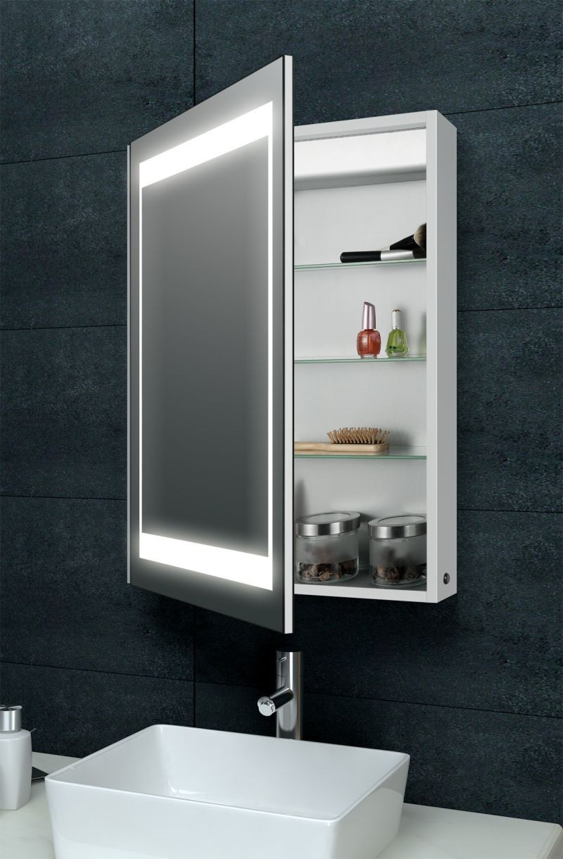 Bathroom Mirror Cabinet with Light Lovely Lana Led Backlit Mirrored Cabinet