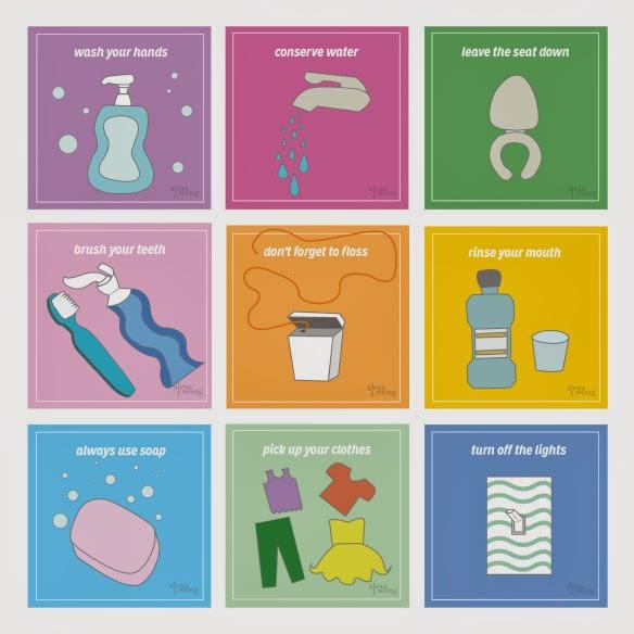 Bathroom Rules For Kids  To da loos The 9 Bathroom rules