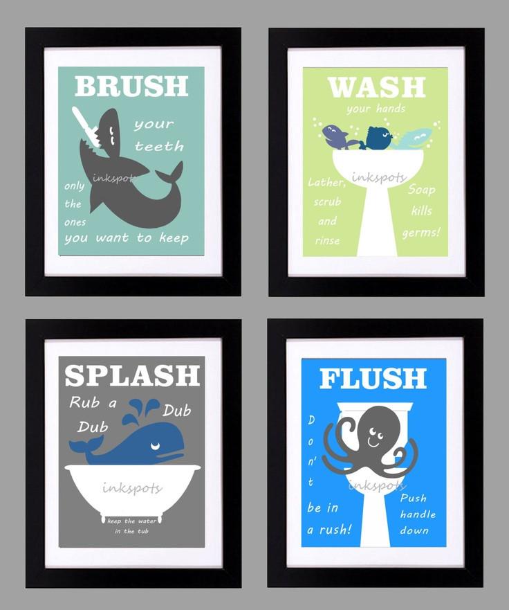 Bathroom Rules For Kids  35 best Bathroom Rules images on Pinterest