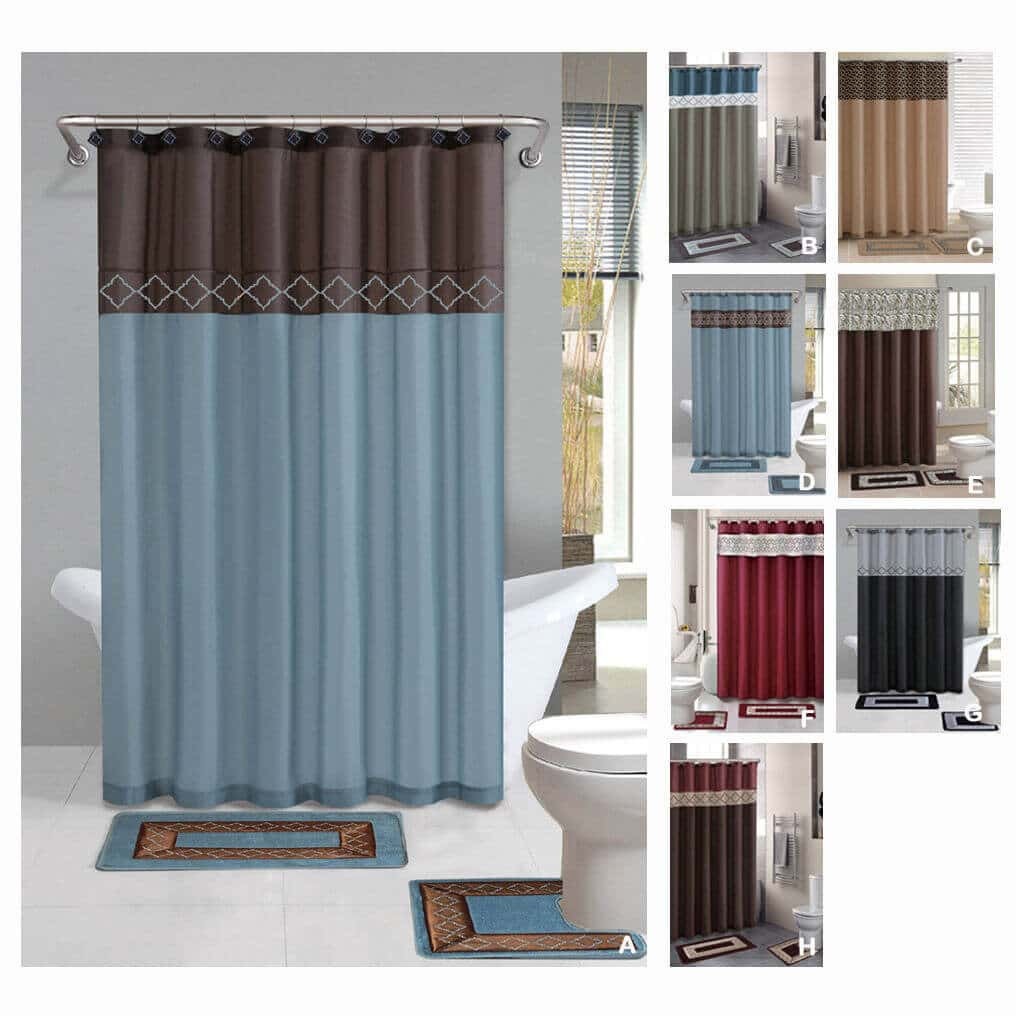 Bathroom Sets with Shower Curtain Best Of Plete Bathroom Sets with Shower Curtains A Revamp