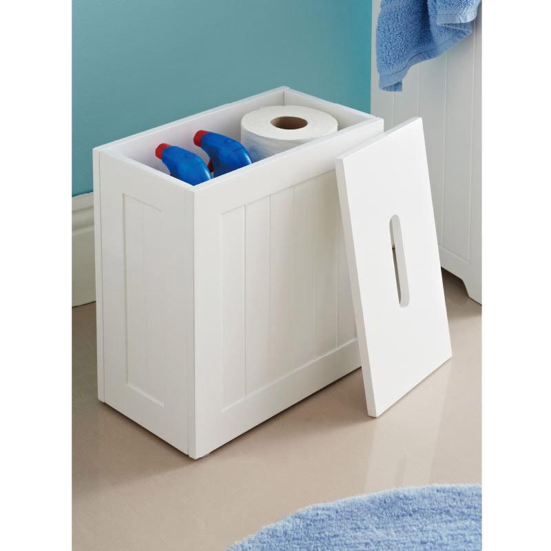 Bathroom Storage Boxes  Maine Bathroom Storage Unit