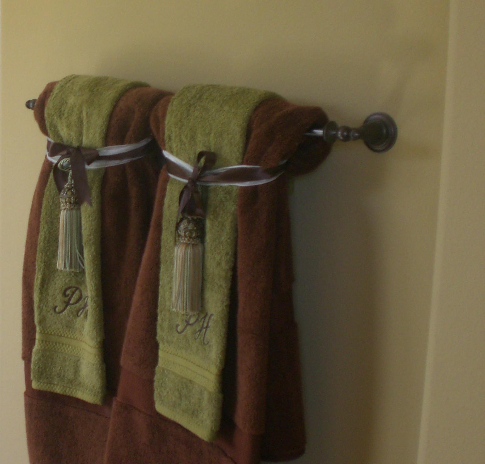Bathroom towel Designs Beautiful Decorative towels In the Bathroom Babycenter