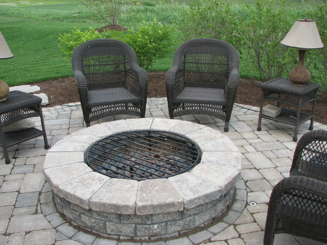 Built In Firepit  Built In Grill Bar Firetable Fire Pit and other Kits