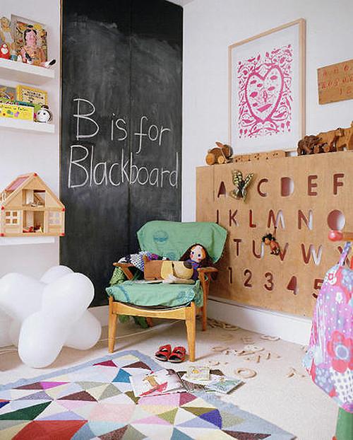 Chalkboard For Kids Room  chalkboard ideas for kidsrooms