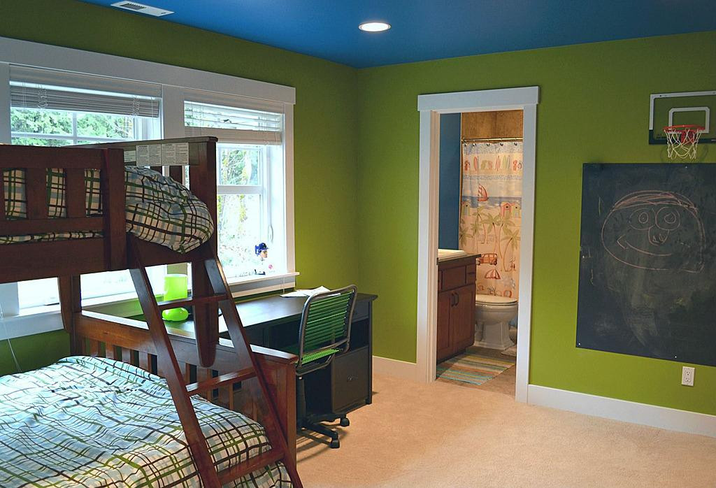 Chalkboard For Kids Room  How To Add Chalkboard Paint To The Home