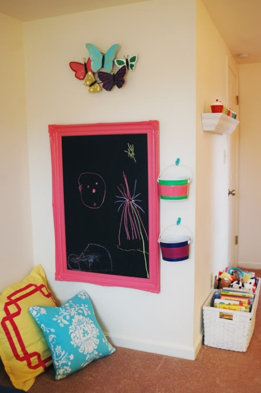 Chalkboard For Kids Room  20 Cool Ideas To Use Chalkboards In A Kid's Room