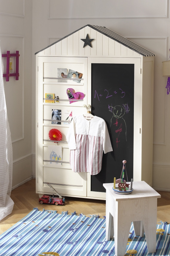 Childrens Storage Cabinet  10 Cool Storage Cabinets And Wardrobes for Kids Room
