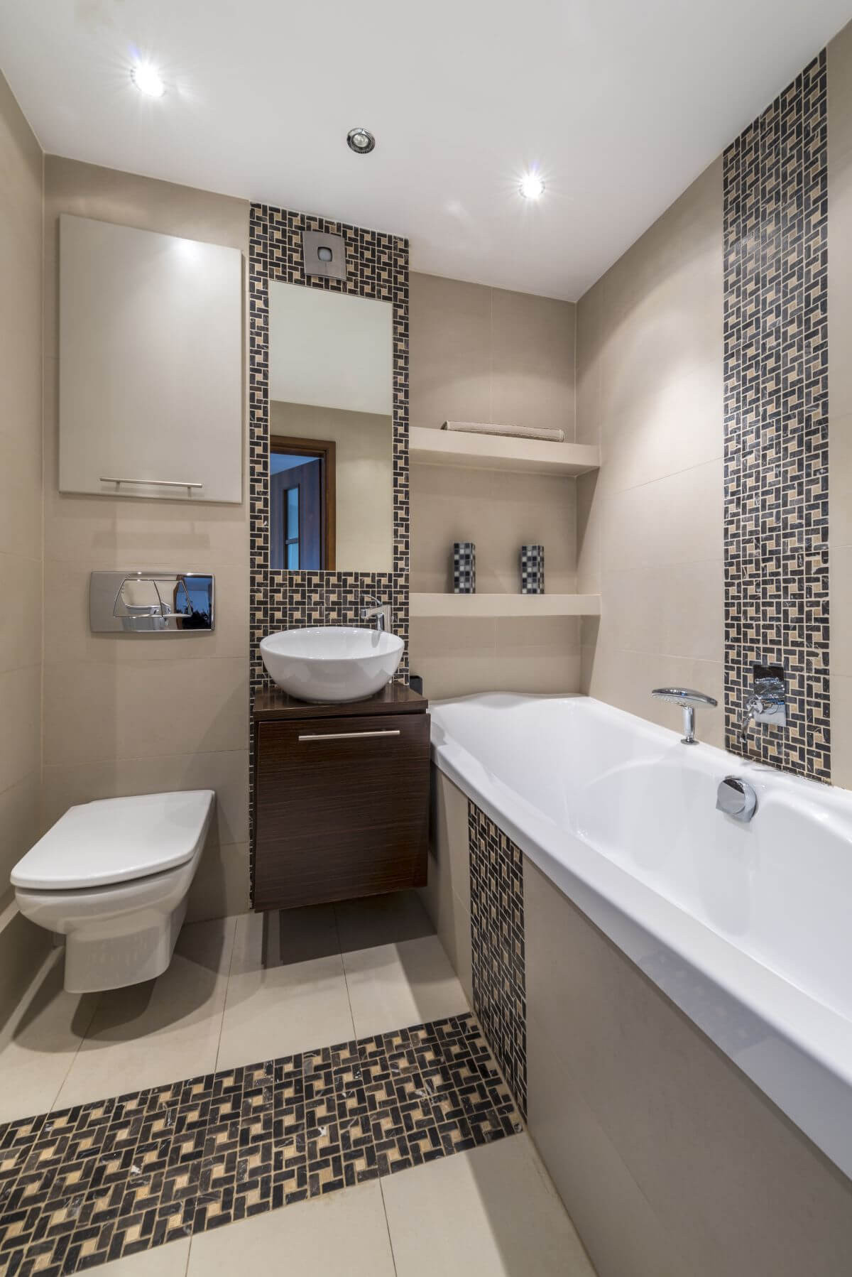 Compact Bathroom Design Awesome 32 Best Small Bathroom Design Ideas and Decorations for 2020