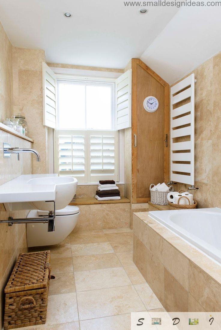Compact Bathroom Design  Extra Small Bathroom Design Ideas