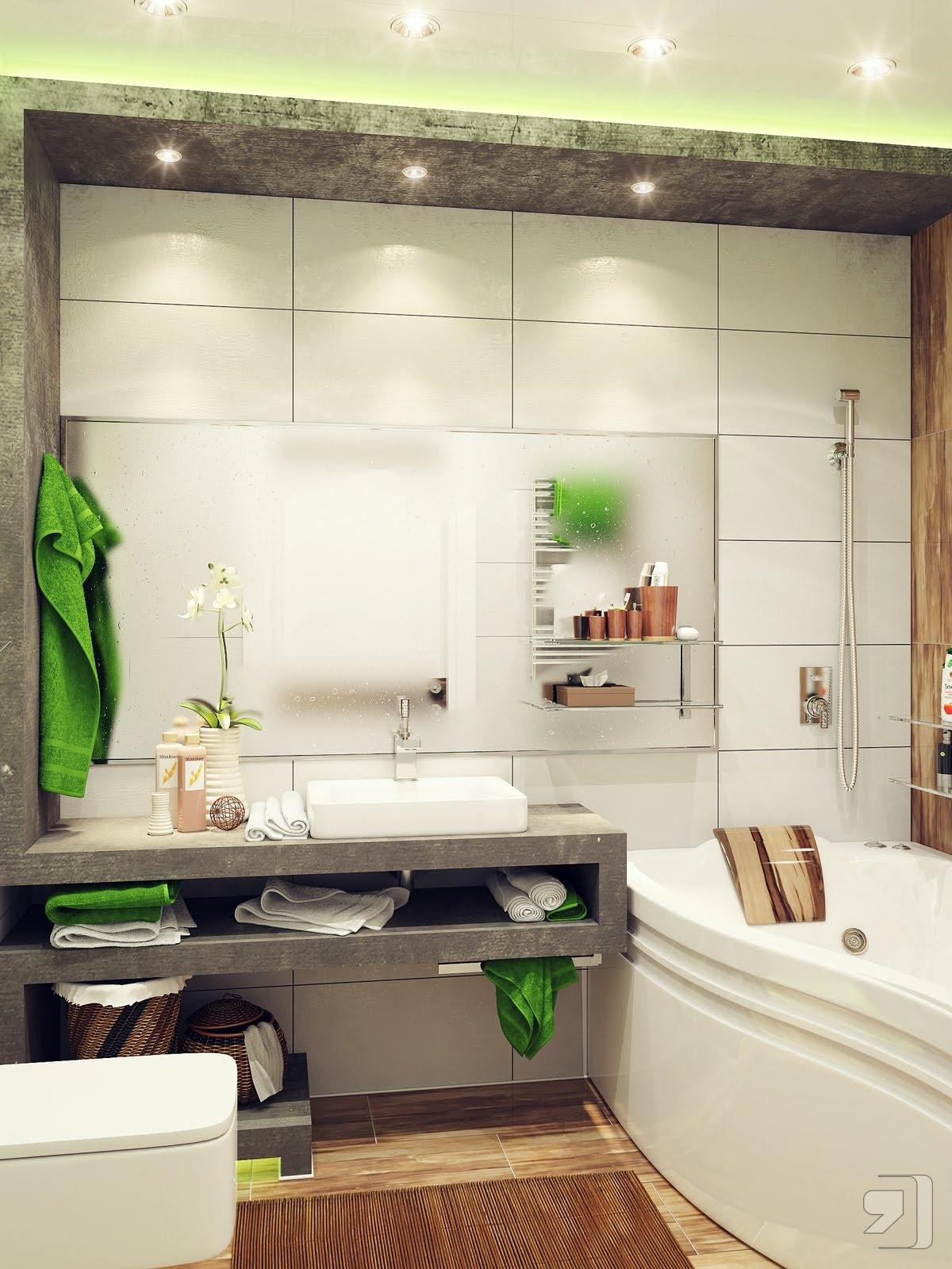 Compact Bathroom Design  Small Bathroom Design