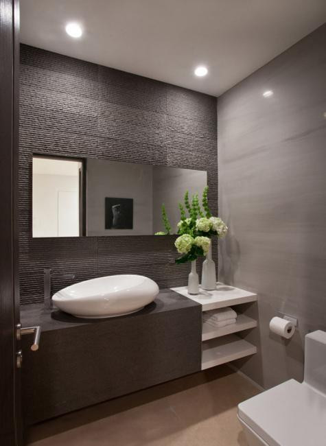 Compact Bathroom Design  22 Small Bathroom Design Ideas Blending Functionality and