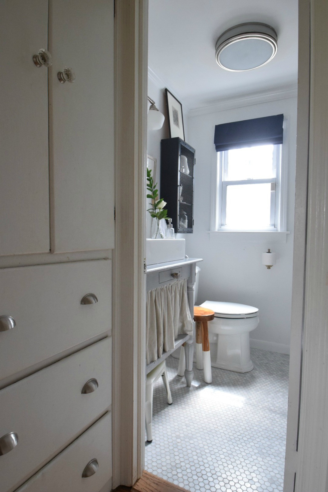 Compact Bathroom Design  Small Bathroom Ideas and Solutions in our Tiny Cape