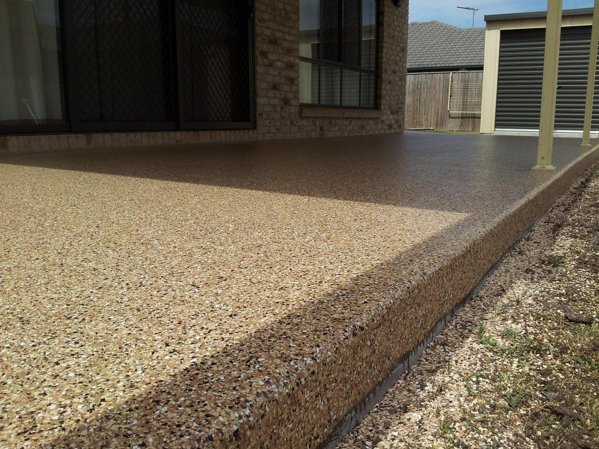 Concrete Deck Paint Fresh Concrete Paint