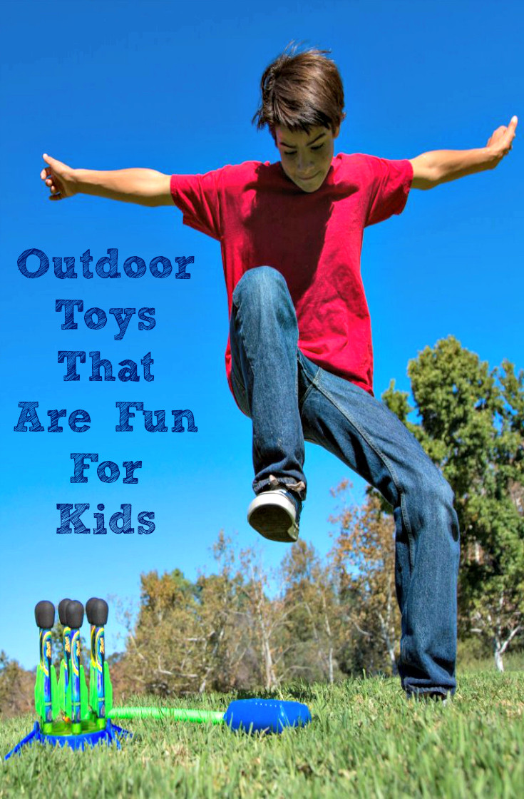 Cool Outdoor Toys For Kids  Fun Outdoor Toys For Kids