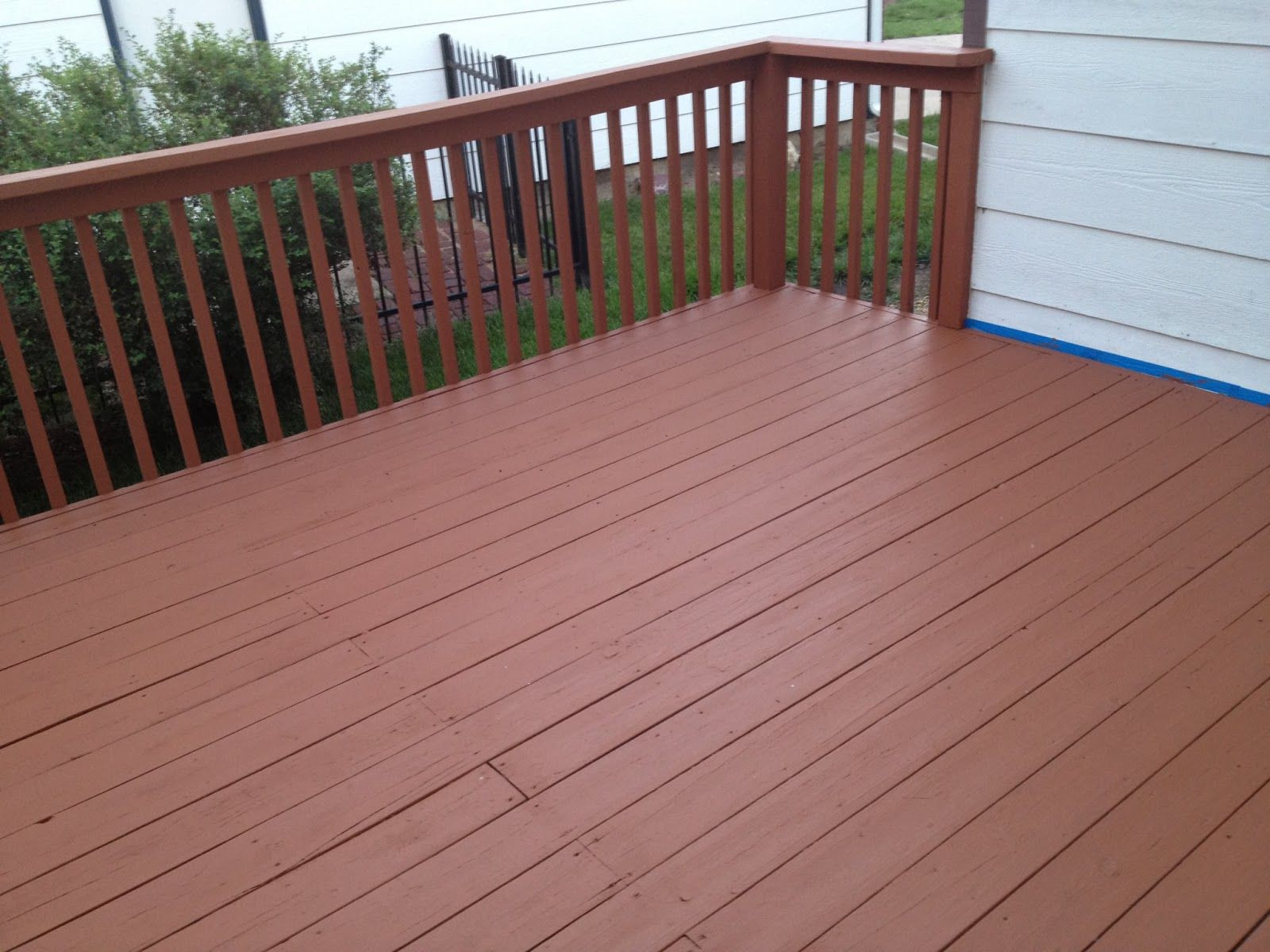 Deck Over Paint Colors Awesome Behr Deckover Cappuccino solid Color