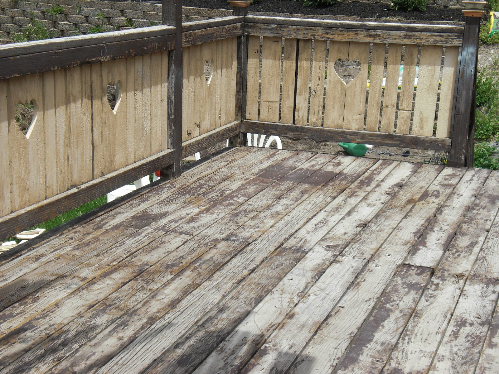 Deck Repair Paint Fresh so Yardtistic Revive Your Deck with Restore Paint