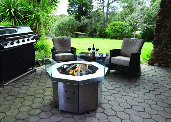 Deck Safe Fire Pits  Patio and Deck Fire Pit Safety Rules