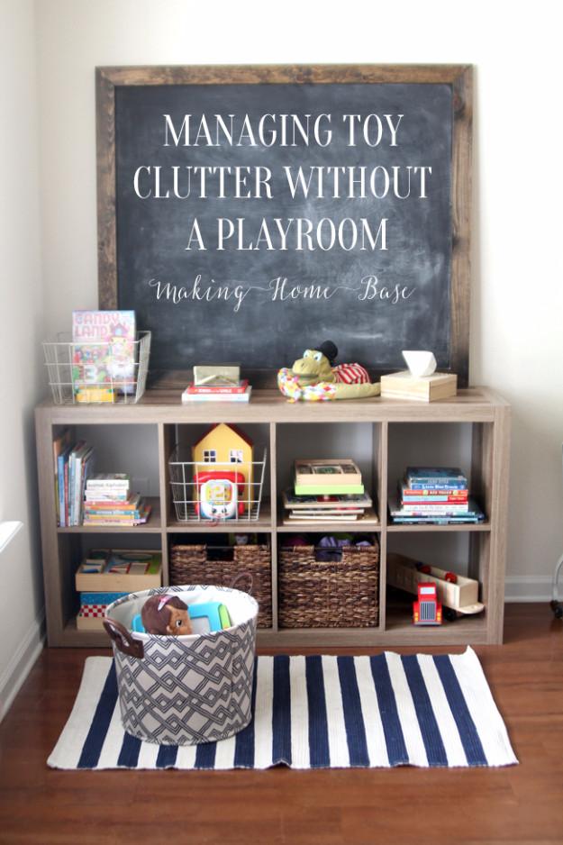 Diy Bedroom Organization  15 Creative DIY Organizing Ideas For Your Kids Room