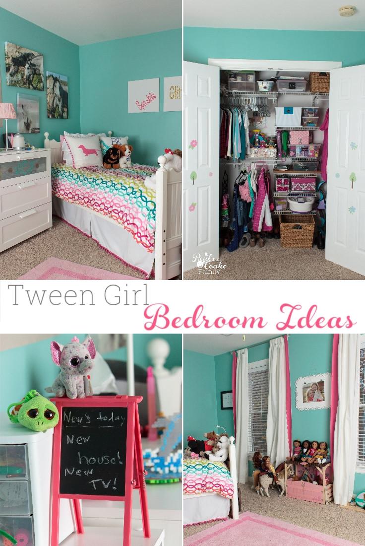 Diy Bedroom Organization  Cute Bedroom Ideas and DIY Projects for Tween Girls Rooms