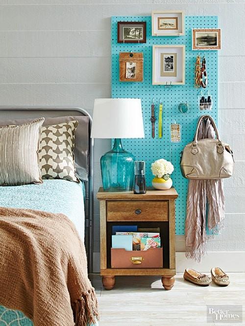 Diy Bedroom Organization  20 Clever Chic DIY Small Bedroom Storage Hacks That ll
