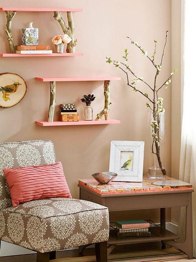 Diy Living Room Ideas  DIY Ideas The Best DIY Shelves Decor10 Blog
